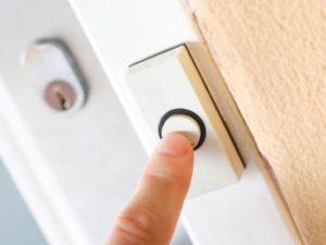Установка дверного звонка в Тамбове
