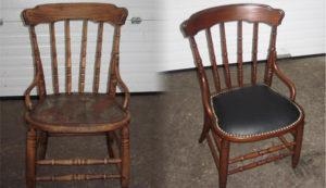 Перетяжка стульев на дому недорого в Тамбове