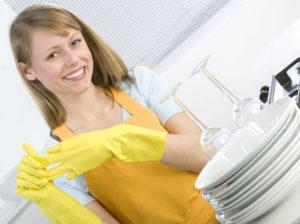 Мойка посуды на дому в Тамбове