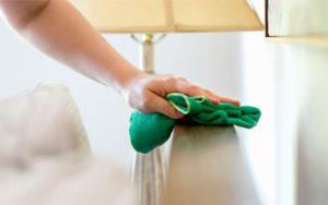 Уборка пыли в квартире и доме в Тамбове
