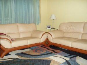 Перетяжка кожаной мебели в Тамбове